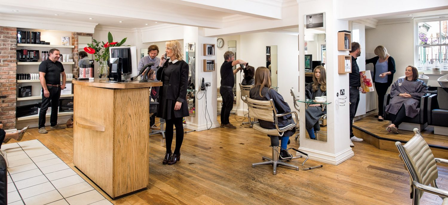 Revue Hairdressing