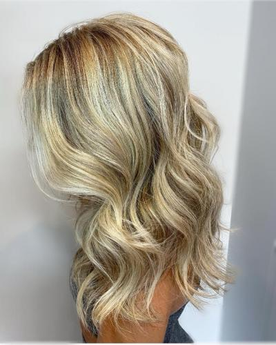 Perfect combination of colour and depth. Styled by stlist Ellie using out Sebastian dark oil range to maintain the shine.