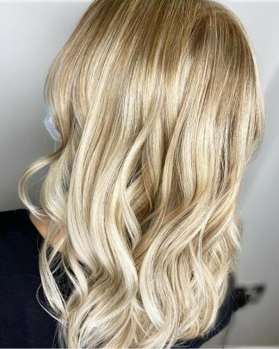 Cool and creamy tones