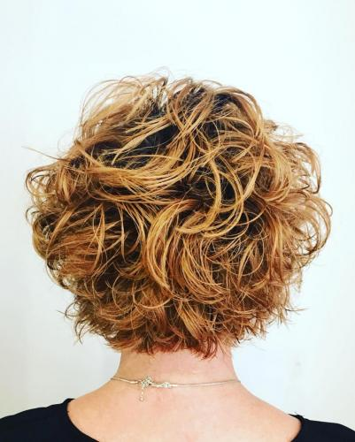 Natural root textures brought out by using our sebastian texturezer gel